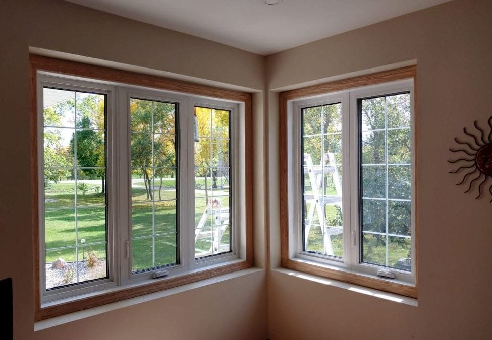 Lockport, MB replacement windows